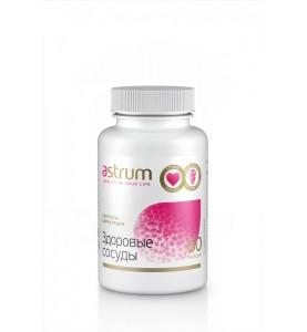 Astrum Circulation Control / Здоровые сосуды - Контроль циркуляции, 60 капсул