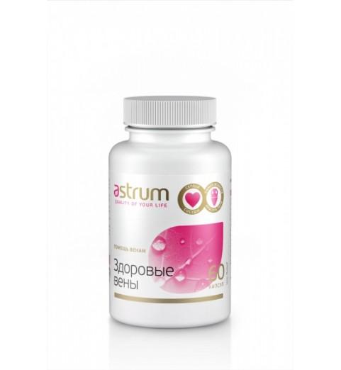 Astrum Vein Relief / Здоровые вены, 60 капсул