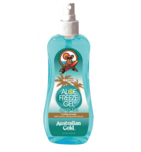 Australian Gold Aloe Freeze Gel Spray / Восстанавливающий гель на базе Алоэ Вера, 237 мл