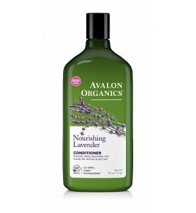 Avalon Organics Lavander Nourishing Conditioner / Кондиционер Кондиционер с маслом лаванды, 312 мл