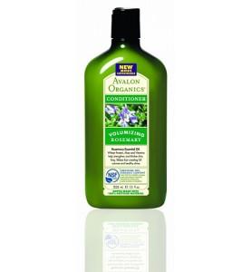 Avalon Organics Rosemary Volumizing Conditioner / Кондиционер для дополнительного объема волос с маслом розмарина, 312 мл