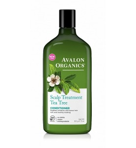 Avalon Organics Tea Tree Scalp Treatment Conditioner / Кондиционер с маслом чайного дерева, 312 мл