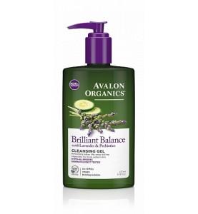 Avalon Organics Facial Cleansing Gel / Гель для демакияжа с лавандой, 237 мл