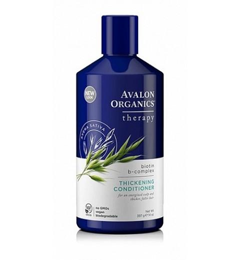 Avalon Organics Biotin B-Complex Thikening Conditioner / Кондиционер Биотин комплекс, 397 мл