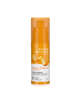 Avalon Organics Intense Defense with Vitamin C Facial Serum / Сыворотка для лица с витамином С, 30 мл
