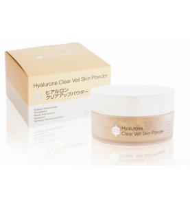 Bb Laboratories Hyalurone Clear Veil Skin / Пудра рассыпчатая гиалуроновая с перламутром SPF 7, 12 г