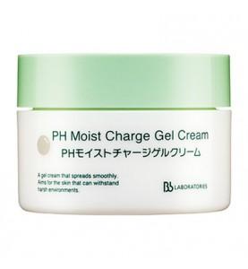 """Bb Laboratories PH Moist Charge Gel Cream / Крем-гель """"Бьюти-Перезагрузка"""" для восстановления кожи от агрессивного влияния городской среды, 50 г"""