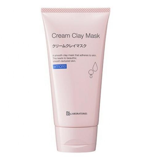 Bb Laboratories Cream Clay Mask / Крем-маска глиняная с океаническими минералами и лекарственными травами, 120 г