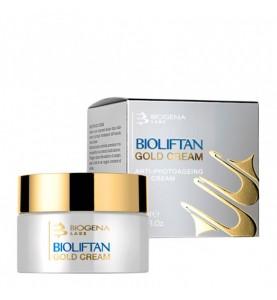 Biogena Bioliftan Gold Cream / Антивозрастная золото-пептидная эссенция, 50 мл