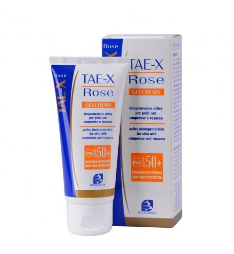 Biogena Tae X Rose / Солнцезащитный крем для гиперчувствительной кожи Тае SPF 80, 60 мл