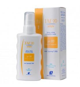 Biogena Tae 20 Spray / Солнцезащитная эмульсия-спрей SPF 20, 150 мл