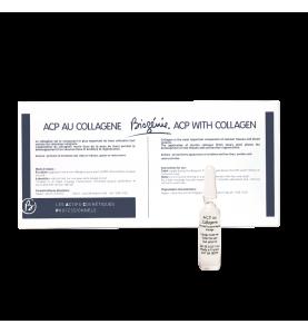 Biogenie (Биожени) A.C.P. Сollagene / Ампулы с коллагеном растительного происхождения (PH 7,0+-0,5), 10 ампул по 3 мл