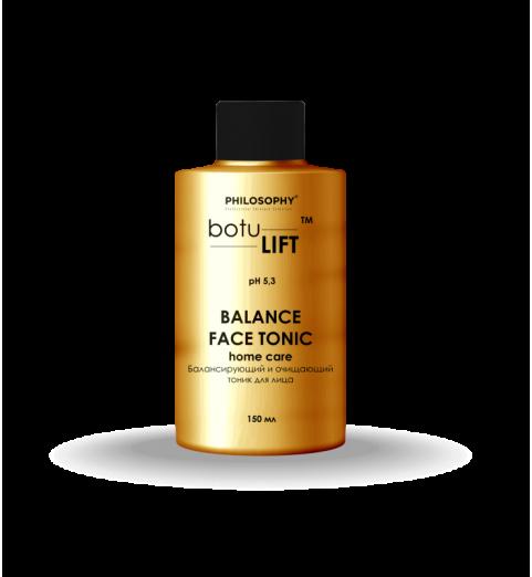 Botulift Face Tonic/ Балансирующий очищающий тоник для лица, 150 мл