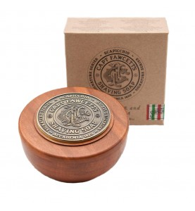 Мыло для бритья Сaptain Fawcett Scapicchio Fig, Olive & Bay Rum Shaving Soap, 110 г