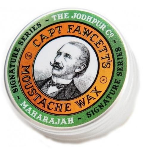 Воск для усов Captain Fawcett Maharajah, 15 мл
