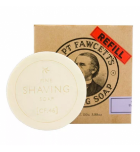 Мыло для бритья Captain Fawcett Scapicchio Shaving Soap (сменный блок), 110 г