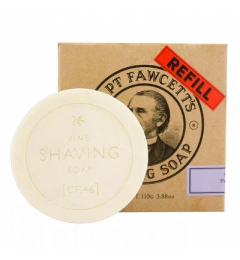 Мыло для бритья Captain Fawcett Scapicchio Shaving Soap (сменный блок), 110 г