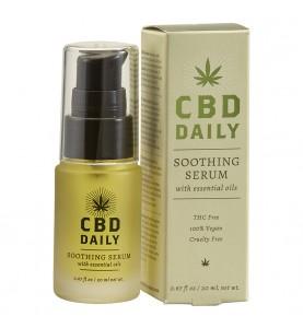 EU CBD Daily Soothing Serum / Противовоспалительная сыворотка с коноплей, 20 г
