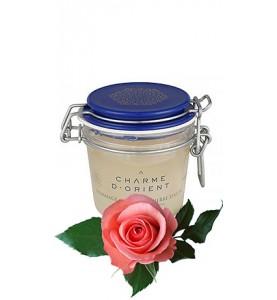 Charme D Orient (Шарм Ориент) Gommage Pierre d'Alun Roses / Пилинг с квасцовым камнем и ароматом розы, 300 г