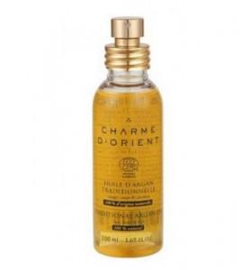 Charme D Orient (Шарм Ориент) Huile D'Argan Traditionelle BIO / Аргановое масло, 100 мл