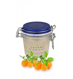 Charme D Orient (Шарм Ориент) Gommage Pierre d'Alun Fleur d'oranger / Пилинг с квасцовым камнем и ароматом цветков апельсинового дерева, 300 г