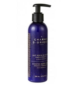 Charme D Orient (Шарм Ориент) Lait Parfum d'Orient / Молочко для тела с восточным ароматом, 200 г