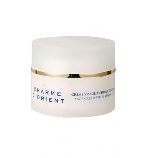 Charme D Orient (Шарм Ориент) Creme a l'huile d'argan / Крем увлажняющий с маслом арганы, 50 мл