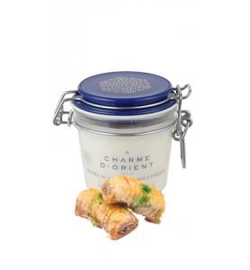 """Charme D Orient (Шарм Ориент) Beurre Karite Argan douceurs orientales / Масло карите + аргана с ароматом """"Восточные сладости"""", 200 г"""