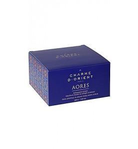 Charme D Orient (Шарм Ориент) Gommage corps cristaux roses & coque d'argan / Гоммаж с розовыми кристаллами и измельченной скорлупой ореха арганы, 200 мл