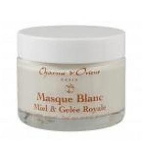 Charme D Orient (Шарм Ориент) Masque au Miel Blan et a la Gelee Royale / Медовая маска с белыми кристаллами, 250 г