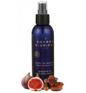 Charme D Orient (Шарм Ориент) Huile Parfum Figue et Dattes / Масло с ароматом инжира и финика, 150 мл