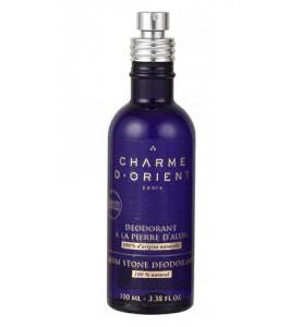 Charme D Orient (Шарм Ориент) Deodorant a la pierre d'alun / Дезодорант-спрей с квасцовым камнем, 100 мл