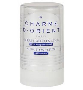 Charme D Orient (Шарм Ориент) Pierre d'alun stick / Квасцовый дезодорант-стик, 60 г
