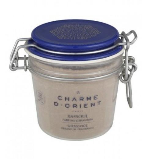 Charme D Orient (Шарм Ориент) Rassoul en poudre non parfume / Минеральная маска Рассул, 500 г