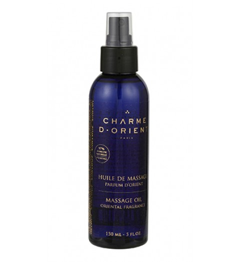 "Charme D Orient (Шарм Ориент) Huile parfum Effleuves du Nil / Масло с ароматом ""Мелодия Нила"", 150 мл"