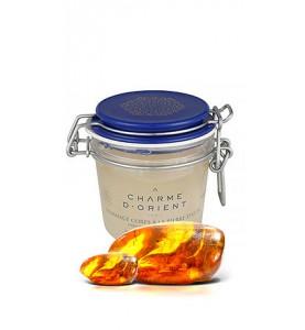 Charme D Orient (Шарм Ориент) Gommage Pierre d'Alun Ambre / Пилинг с квасцовым камнем и ароматом янтаря, 300 г