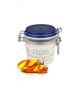 Charme D Orient (Шарм Ориент) Beurre Karite Argan Ambre / Масло карите + аргана с ароматом янтаря, 200 г