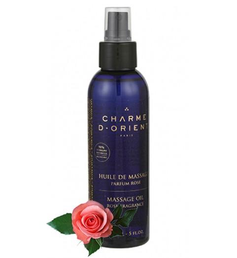 Charme D Orient (Шарм Ориент) Huile a la Rose / Масло с ароматом розы, 150 мл