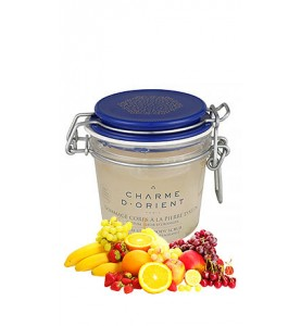 Charme D Orient (Шарм Ориент) Gommage Pierre d'Alun Fruits / Пилинг с квасцовым камнем и ароматом фруктов, 300 г