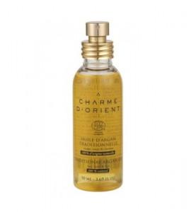 Charme D Orient (Шарм Ориент) Huile D'Argan Traditionelle BIO / Аргановое масло, 50 мл