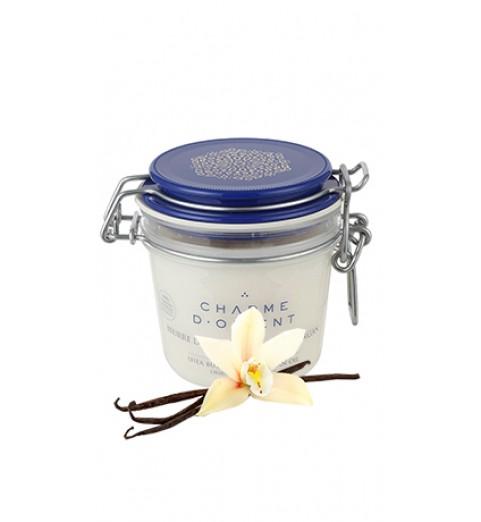 Charme D Orient (Шарм Ориент) Beurre Karite Argan Vanille / Масло карите + аргана с ароматом ванили, 200 г
