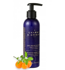 Charme D Orient (Шарм Ориент) Lait corporel a la Fleur d'Oranger / Молочко для тела с ароматом цветов апельсинового дерева , 200 г
