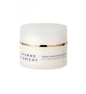 Charme D Orient (Шарм Ориент) Creme Visage Peau Sensible / Дневной крем для чувствительной кожи лица с маслом черного тмина, 50 мл