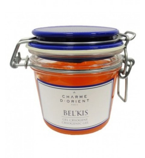 Charme D Orient (Шарм Ориент) Gel cryogene / Охлаждающий криогеновый гель для тела, 200 мл