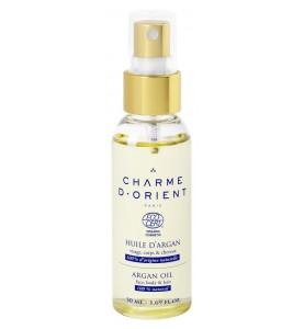Charme D Orient (Шарм Ориент) Huile d'argan sans torrefaction / Масло арганы без обжарки Bio, 100 мл