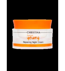 Christina (Кристина) Forever Young Repairing Night Cream / Ночной восстанавливающий крем, 50 мл