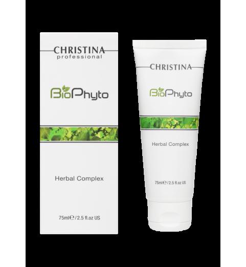 Christina (Кристина) Bio Phyto Нerbal Complex / Растительный пилинг облегченный, 75 мл