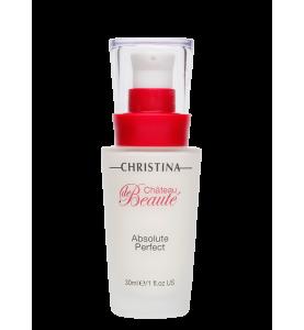Christina (Кристина) Chateau de Beaute Absolute Perfect / Сыворотка «Абсолютное совершенство», 30 мл
