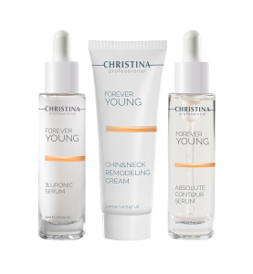"Christina (Кристина) Forever Young Absolute Contour Kit / Набор ""Совершенный контур"", 2*30 мл + 50 мл"