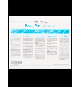 Christina (Кристина) Rose de Mer Post Peel kit / Набор для постпилингового ухода (5 препаратов)